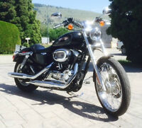 09 H-D SPORTSTER CLASSIC