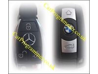Mercedes Bmw Mini Smart key replacement programming needed models 2000-2014 for sale