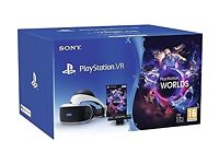 playstation vr headset & camera , as new , boxed , 3 weeks old with POP ! price stands , no offers !