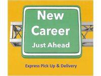 Express Pick Up & Delivery For Sale: Birmingham & West Midlands £9,950 + VAT