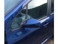 Peugeot 307 passenger / near side door mirror 2005
