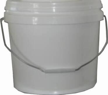 Plastic Buckets & Lids - Bne Ipsw Twba Wrwk Kallangur Pine Rivers Area Preview