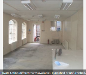 Private & Shared Office Space available in Waterloo, SE1 | Serviced, flexible