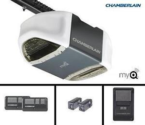 Garage Door Opener **SALE** Chamberlain 1/2-HP MyQ Chain Drive