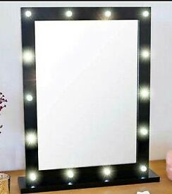 GloBrite Led Hollywood Mirror
