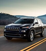 2014 Jeep Cherokee Limited SUV, Crossover