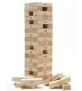 Giant Tower Game with Carrying Bag