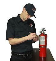 Fire Extinguisher Technician $18/ hr + No Experience Necessary.
