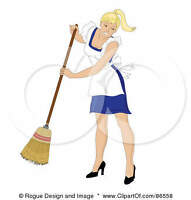 CLEANING LADY LOOKING FOR NEW CLIENTS!