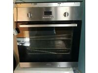Cooker Oven & induction hob