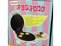 Brand New Swan Mini Cupcake Maker