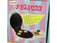 Brand New Swan Mini Cupcake Maker