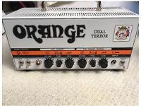 Orange dual terror guitar amp 30w
