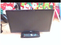 24 inch flat screen tv
