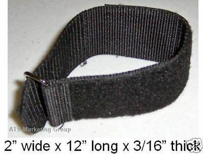Carpet Cleaning - Set of 10 - Heavy Duty Velcro STRAPS