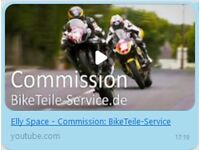 Elly Space: Commission (MP3) - Music dedicated to Bikes
