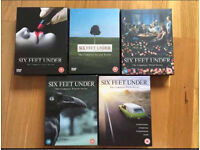 Six feet Under box sets