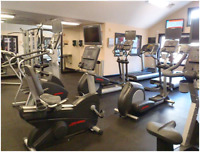 FITNESS AND SPA EQUIPMENTS