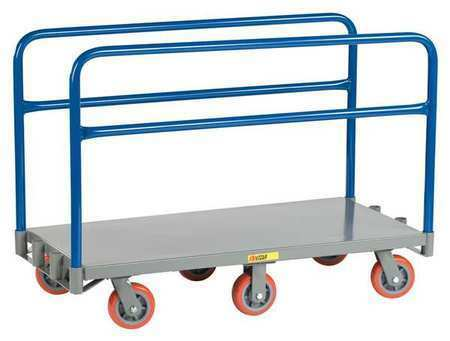 LITTLE GIANT APT6W24606PY Sheet and Panel Truck,24x60,Steel