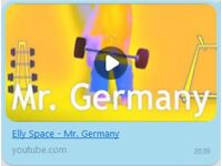 Elly Space: Mister Germany (MP3) - Song about love
