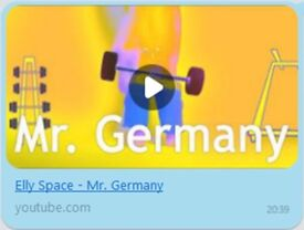 Mister Germany (MP3) - Song about love