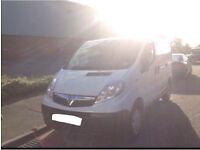 Vauxhall vivaro 2012 (12) Reg