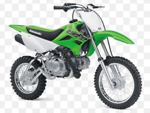 *WANTED* Klx 110