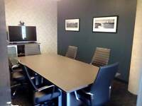 PROFESSIONAL MEETING ROOMS BY THE HOUR OR DAY!