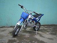 Esthétiques Complète Usagé 3 Mcx Dirt Bike 49cc Mini Moto Pocket