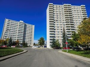 Close to Chinook Center! 2 bedroom suites start at $1040