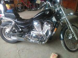 Suzuki Intruder 800 cc Motorcycle