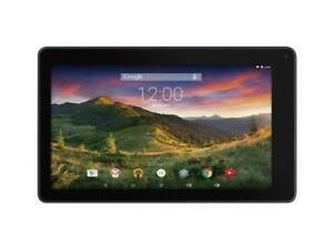 "RCA 7"" Touchscreen Tablet 1GB RAM - Black"