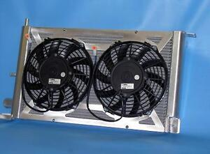 PRO ALLOY HIGH PERFORMANCE FAN KIT FORD ESCORT RS TURBO S2