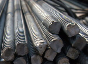 10'-10 mm re-bars with receipt for fraction of the cost