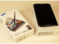 Samsung Galaxy note 2 N7105 unlocked open to all networks ***good condition***100% genuine phone***