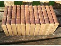 SET OF 12 SHAKESPEARE BOOKS HANDY VOLUME SIZE