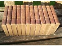 SET OF 12 SHAKESPEARE BOOKS Handy Volume Size