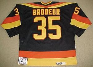 Wanted: 1980's Canucks game worn jerseys