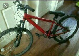 "Mans small frame gt bike 26""wheels"