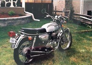 Honda1974 CB 350 cc four k