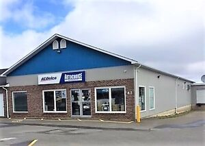 Prime Commercial Space in Fredericton South