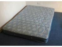 Free: double mattress