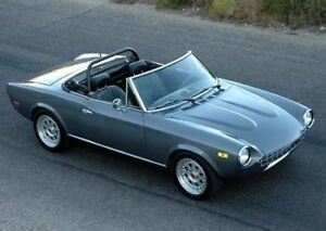Looking for Vintage Fiat Spider to use for Editorial Style Shoot