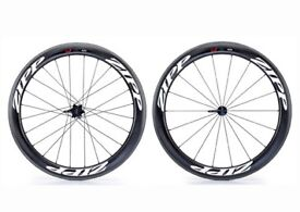 Zipp 404 Carbon 77/177 Clincher Wheelset - White