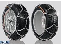 Snow chains for Cars - RUD 4030 - brand new