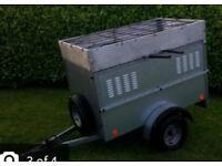 Trailer - Box Trailer - Camping trailer - Band equipment trailer
