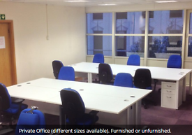 Serviced Office available in Leman Street (E1), Private or shared space, prime location