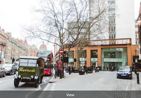 Serviced Office in Knightsbridge (SW1) - Available in various sizes | Private or Shared Space