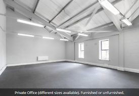 Serviced Office to let in Ladbroke Grove (W10) - Private units, flexible