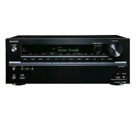 Onkyo 7.1 surround sound amp professional quality. Bargain